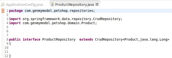 Spring Data REST - CRUD repository