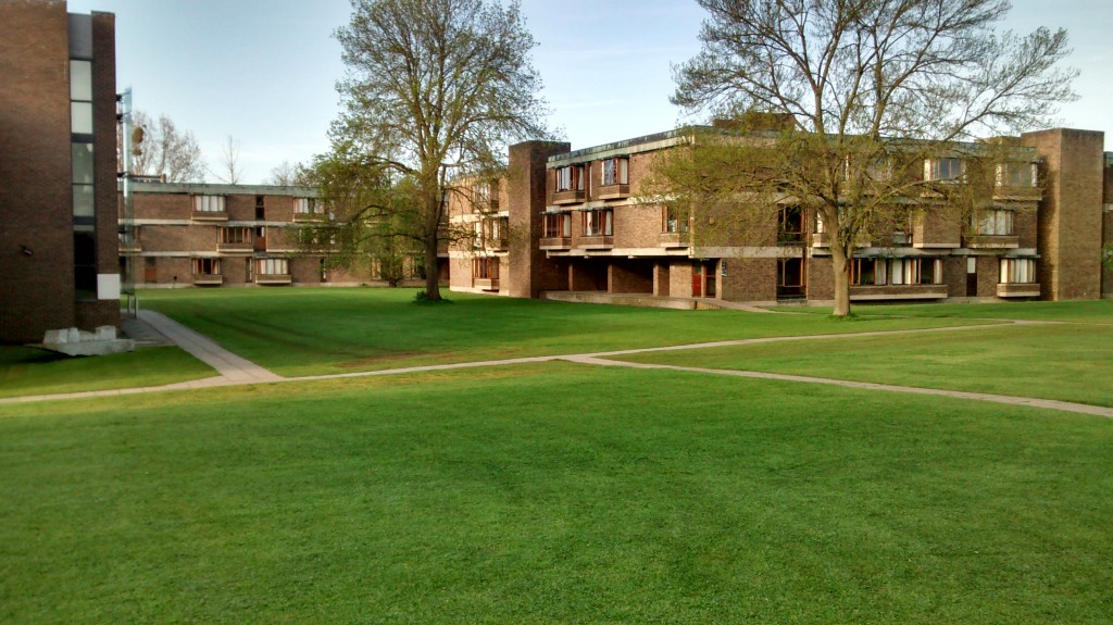 Churchill College Campus, Cambridge
